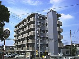 神奈川県平塚市山下の賃貸マンションの外観