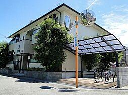 大阪府枚方市大垣内町3丁目の賃貸アパートの外観