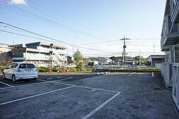 東京都八王子市滝山町1丁目の賃貸アパートの外観