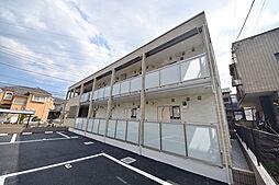 多摩都市モノレール 上北台駅 徒歩6分の賃貸アパート