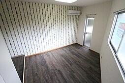 センチュリーハイツの洋室