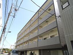 東京都北区浮間4丁目の賃貸マンションの外観