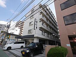 神奈川県厚木市中町3丁目の賃貸マンションの外観