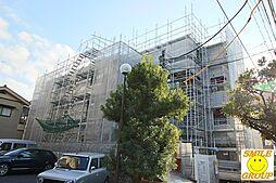 (仮称)湊新田2丁目マンション[302号室]の外観