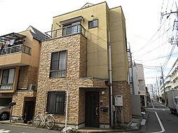 [一戸建] 東京都大田区大森西1丁目 の賃貸【/】の外観