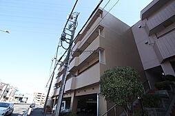 鷺沼タバタマンション[402号室]の外観