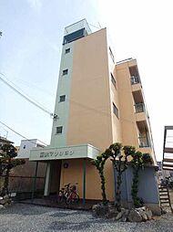 前沢マンション[2階]の外観