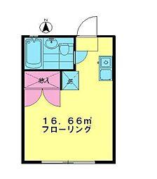 さくらハウス[1階]の間取り
