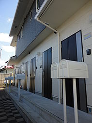 兵庫県神戸市西区白水2丁目の賃貸アパートの外観