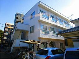 東京都多摩市山王下1丁目の賃貸マンションの外観