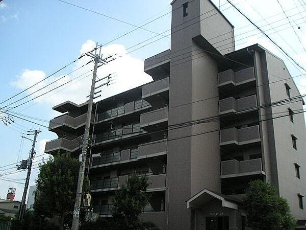 サニーホームズ(一般)[6階]の外観