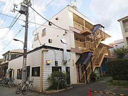 富士マンション[202号室]の外観