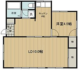 仏子駅 6.0万円