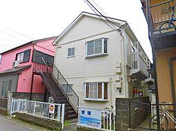 神奈川県綾瀬市大上5丁目の賃貸アパートの外観