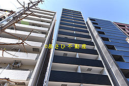 東京都台東区上野5丁目の賃貸マンションの外観