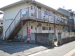 プチメゾン田島[101号室]の外観