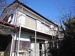 志村アパート[3号室]の外観