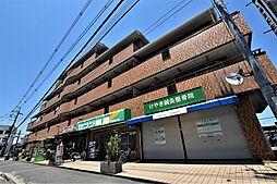 大阪府羽曳野市恵我之荘6丁目の賃貸マンションの外観
