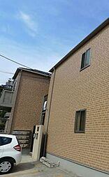 東京都大田区西六郷3丁目の賃貸アパートの外観