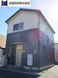 [一戸建] 愛知県豊橋市西小鷹野3丁目 の賃貸【/】の外観