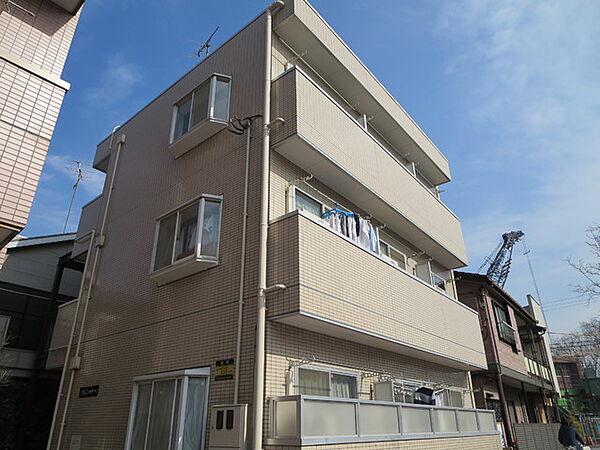 ベルシャトー 2階の賃貸【神奈川県 / 川崎市中原区】
