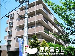 兵庫県伊丹市寺本5丁目の賃貸マンションの外観