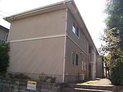 エクセル飯倉A棟[102号室]の外観