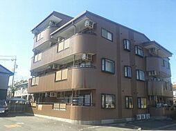 愛知県小牧市常普請3丁目の賃貸マンションの外観