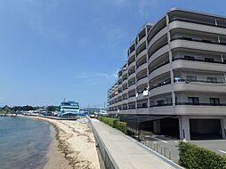 アンピール海の中道II[2階]の外観