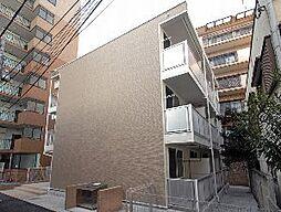 シーズ[2階]の外観