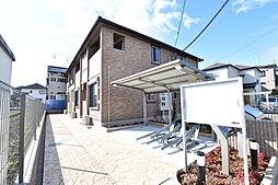 大阪府堺市西区浜寺元町2丁の賃貸アパートの外観