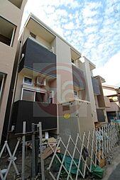 阪堺電気軌道阪堺線 我孫子道駅 徒歩5分の賃貸アパート