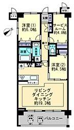万願寺駅 12.9万円