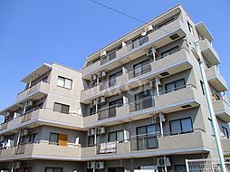 サザン稲城[1階]の外観