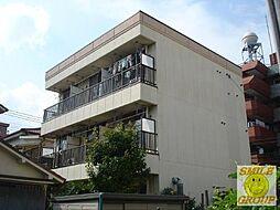 千葉県市川市東菅野1の賃貸マンションの外観