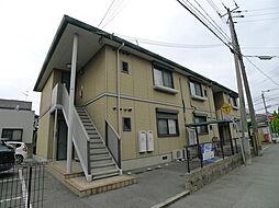 シャーメゾン米田 B棟[102号室]の外観