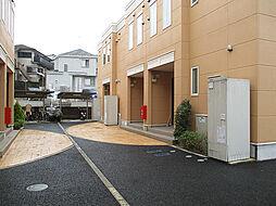 パームヒルズ カネヨシ B棟[2階]の外観