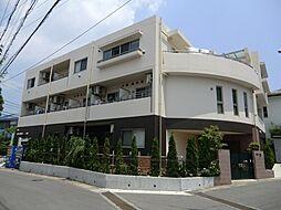 神奈川県鎌倉市笛田3丁目の賃貸マンションの外観