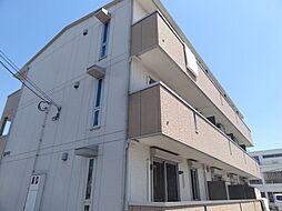 パインズヒル[2階]の外観