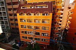 ロフティ西新[6階]の外観