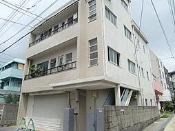 マンション中郷[2階]の外観
