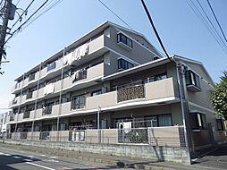 埼玉県所沢市けやき台1丁目の賃貸マンションの外観