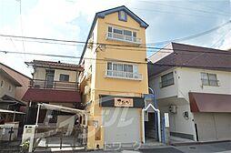 大阪府箕面市牧落3丁目の賃貸アパートの外観