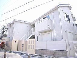東京都葛飾区鎌倉4丁目の賃貸アパートの外観