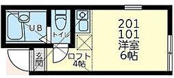 【敷金礼金0円!】南武線 久地駅 徒歩9分