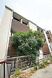 福岡県福岡市博多区吉塚本町の賃貸アパートの外観