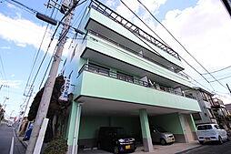 グリーンエイト[2階]の外観