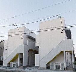 埼玉県さいたま市岩槻区南平野3丁目の賃貸アパートの外観
