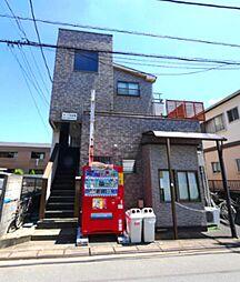 埼玉県草加市谷塚2丁目の賃貸マンションの外観