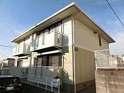 千葉県千葉市緑区あすみが丘7の賃貸アパートの外観
